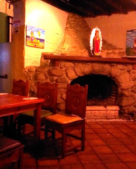lagon fireplace