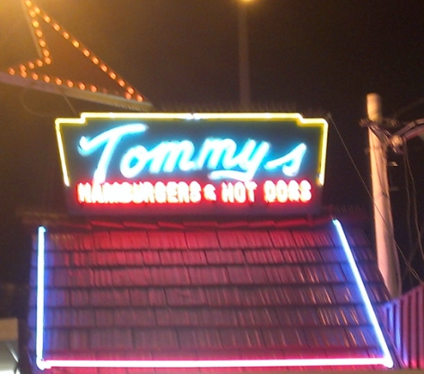 tommy sign
