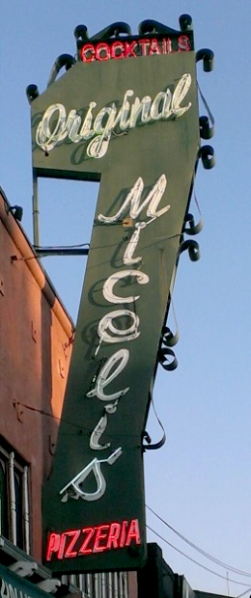 micelis sign