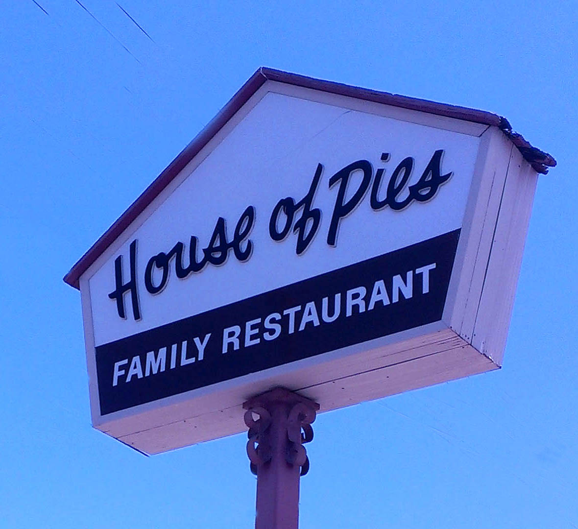 I Had Some Time Between Appointments, So I Headed Over To The House Of Pies  In Los Feliz. Iu0027d Meant To Go There With Someone Who Could Eat Pie, ...