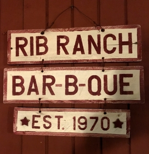 Rib Ranch y small sign1