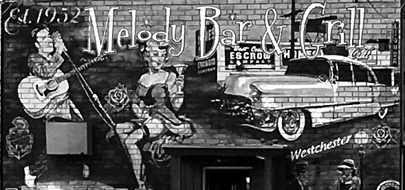 1952 Melody Bar Grill Westchester Remains Of L A