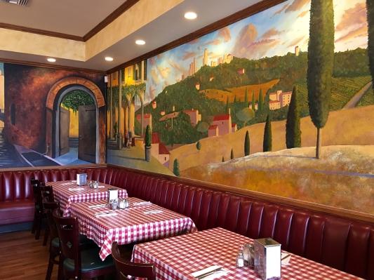 yPinocchio's backroom mural 02